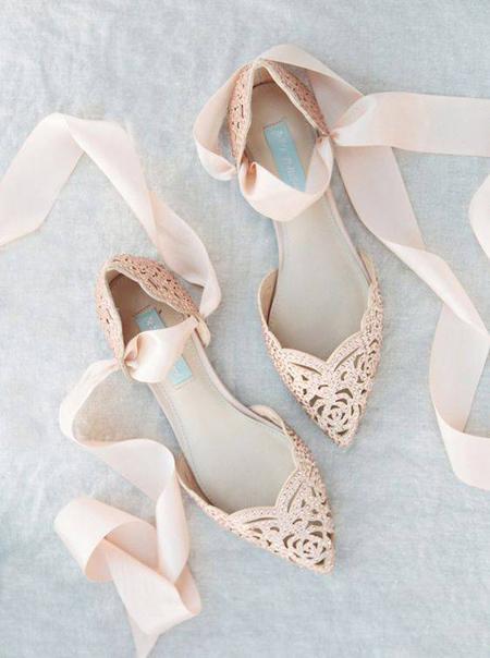 کفش های مجلسی پاشنه تخت, کفش مجلسی بدون پاشنه زنانه