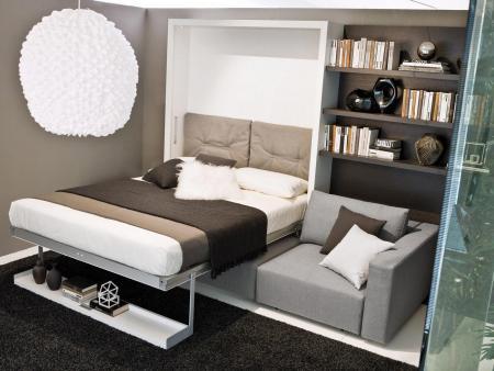 ایده هایی برای تخت های تاشو, دکوراسیون خانه با تخت های تاشو