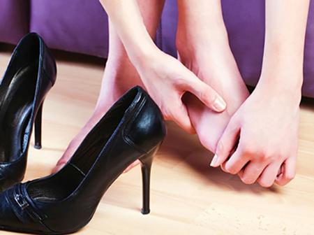 ایده هایی برای پوشیدن کفش پاشنه بلند, راحت پوشیدن کفش پاشنه بلند
