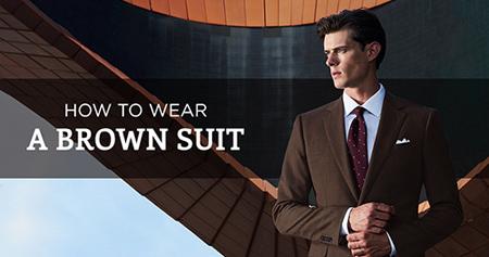 راهنمای پوشیدن کت قهوه ای, اصول و نحوه پوشش کت قهوه ای