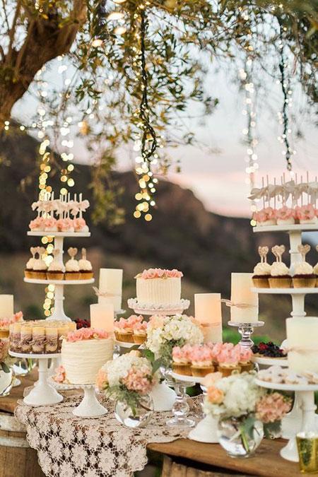 چیدمان میز جشن سالگرد ازدواج, طراحی چیدمان جشن سالگرد ازدواج