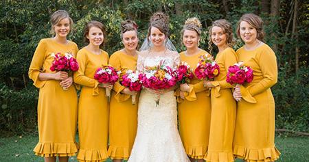 لباس مناسب عروسی, راهنمای پوشش در عروسی