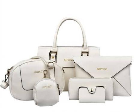 کیف سفید زنانه,کیف های سفید زنانه