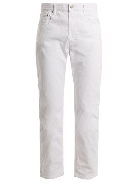 انواع مدل شلوار جین سفید, مدل های شلوار سفید