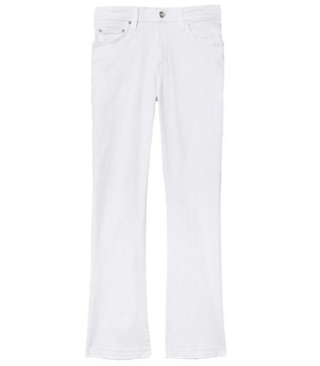 شلوارهای تابستانی,مدل شلوارهای جین سفید