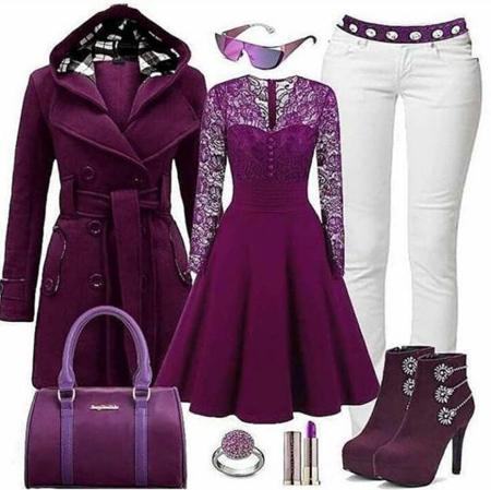 لباس زمستانی زنانه, شیک ترین ست های زمستانی