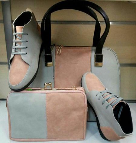 ست کیف و کفش زمستانی, ست کیف و کفش های زنانه
