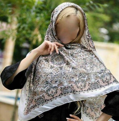 مدل روسری زنانه, شال زنانه
