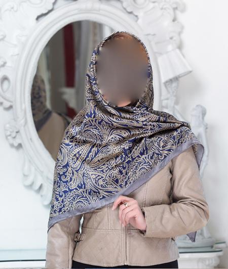 مدل روسری ابریشمی,مدل روسری مجلسی