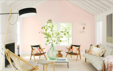 طراحی خانه به رنگ سال 2020,دکوراسیون خانه به رنگ سال 2020