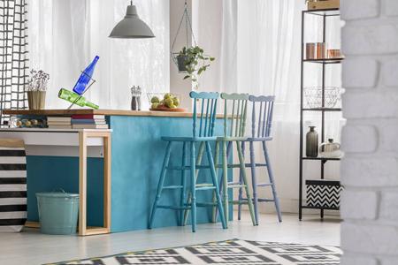رنگ مد سال 2020, طراحی خانه به رنگ سال 2020