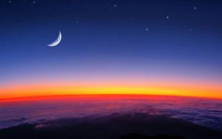 هلال صبحگاهی ماه رمضان,اخبار علمی ,خبرهای علمی
