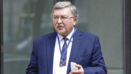 میخائیل اولیانوف،اخبار سیاست خارجی،خبرهای سیاست خارجی