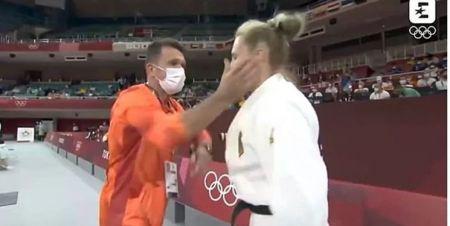 ماجرای سیلی جنجالی در المپیک،اخبار ورزشی،خبرهای ورزشی