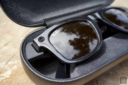 عینک هوشمند فیس بوک,اخبار امروز,اخبار جدید