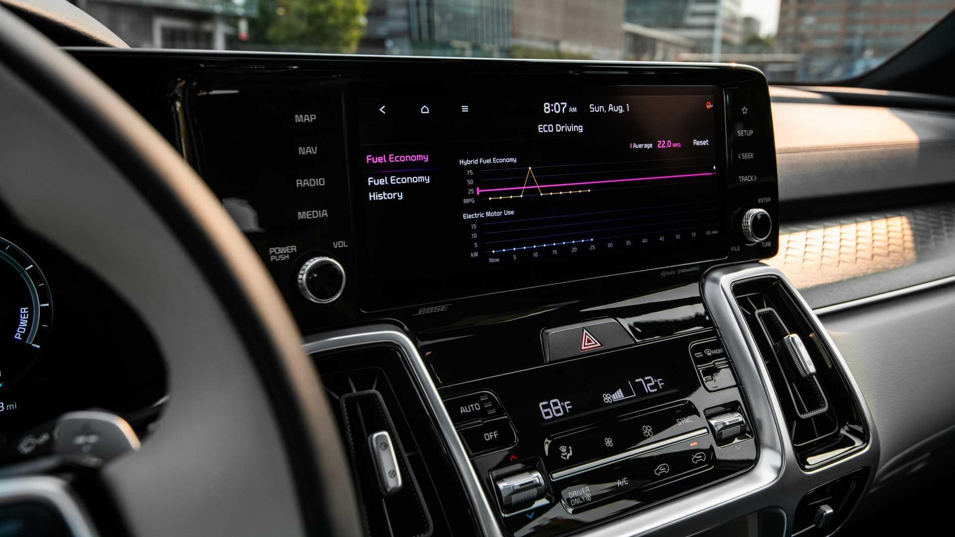 سورنتو پلاگین هیبرید 2022،اخبار دنیای خودرو،خبرهای دنیای خودرو