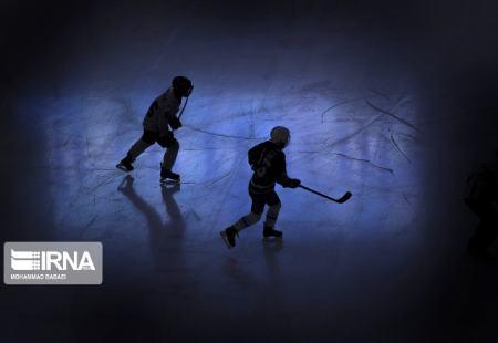 تمرین تیم ملی هاکی روی یخ زنان ایران،اخبار ورزشی،خبرهای ورزشی