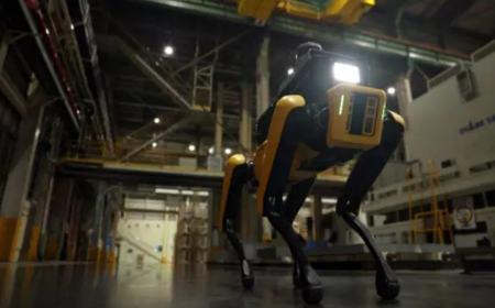 سگ رباتیک،اخبار علمی،خبرهای علمی