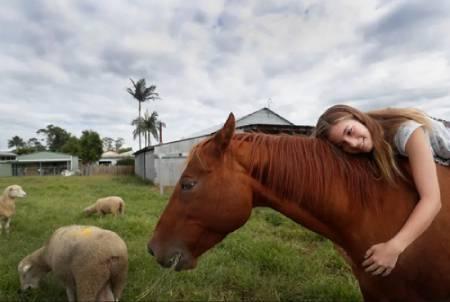 عکسهای جالب,عکسهای جذاب,خانه ای روستایی