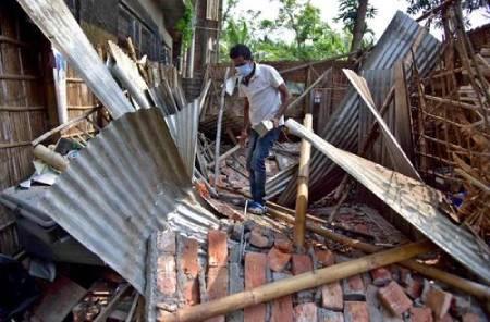 عکسهای جالب,عکسهای جذاب,زلزله