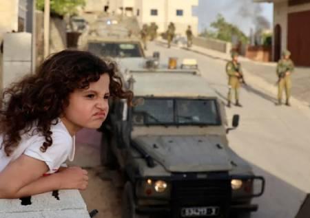 عکسهای جالب,عکسهای جذاب,دختر بچه فلسطینی
