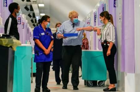 عکسهای جالب,عکسهای جذاب,نخست وزیر بریتانیا