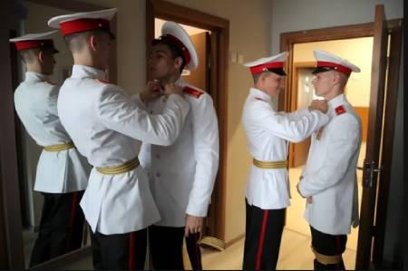 عکسهای جالب,عکسهای جذاب,مدرسه نظامی