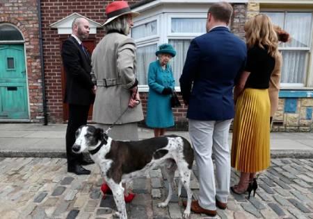 عکسهای جالب,عکسهای جذاب, ملکه بریتانیا