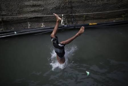عکسهای جالب,عکسهای جذاب,کانال آب