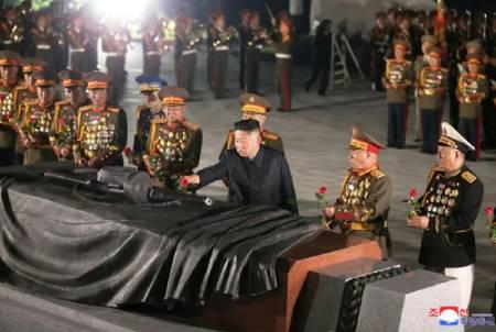 عکسهای جالب,عکسهای جذاب,رهبر کره شمالی
