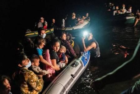 عکسهای جالب,عکسهای جذاب, پناهجویان