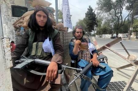 عکسهای جالب,عکسهای جذاب,ایست بازرسی طالبان