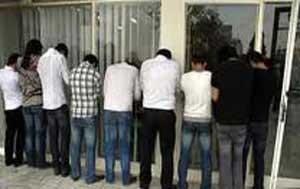 ۱۷ نفر در یك پارتی شبانه در مشهد دستگیر شدند