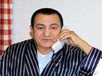 مبارک چگونه در شرم الشیخ زندگی می کند؟
