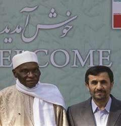 سنگال روابط دیپلماتیک با ایران را قطع کرد
