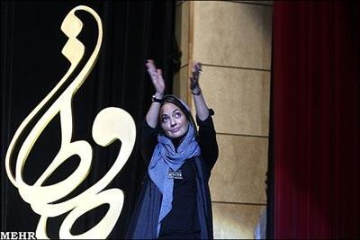 تصاویر: جشن بازیگران در برج میلاد