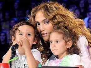 جنیفر لوپز ، از مادر بودن خسته شده است!