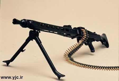سلاح های انفرادی  , دشمن انسان  , سلاح های گرم