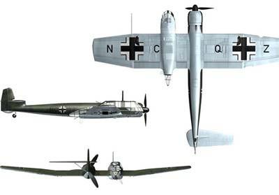 هواپیمای جنگی, عجیبترین هواپیمای جنگی تاریخ