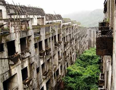 ساختمانهایی که در طبیعت هضم میشوند