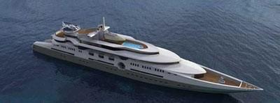 قايق,قايق تفريحي, قایقهای تفریحی, لوکسترین قایقهای تفریحی