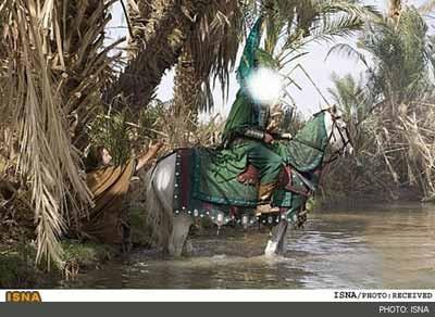 تصاویر حذف شده از سریال مختار نامه + عکس