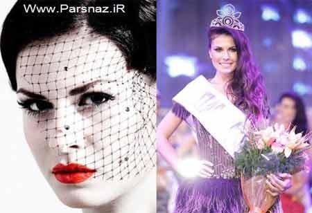 عکس هایی از زیباترین دختر دوشیزه کشور یونان