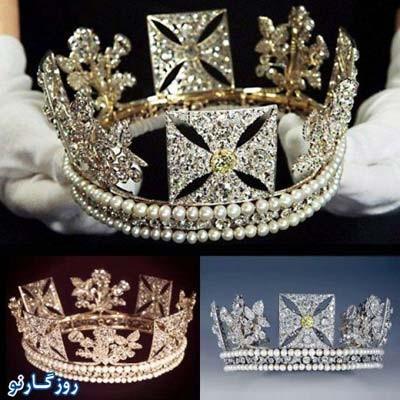 جواهرات, کاخ باکینگهام,نمایشگاه جواهرات در کاخ باکینگهام