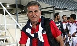 کی روش,صعود ایران به جام جهانی
