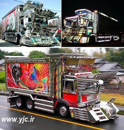 جالب ترین کامیون های دنیا,کامیون