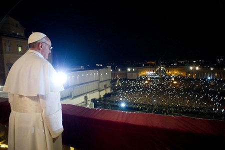 تصاوير,تصاوير زيبا,مراسم انتخاب پاپ,تصاوير روز,عکس