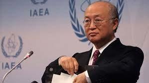 یوکیا آمانو,آژانس بین المللی انرژی اتمی