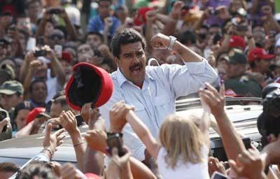 92 01 966 نیکلاس مادورو رئیسجمهور ونزوئلا شد
