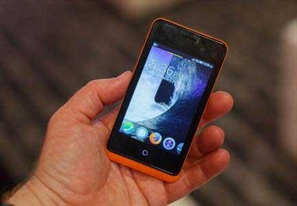 مطالب داغ: اولین گوشی های مجهز به سیستم عامل فایرفاکس